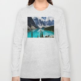 Lake Moraine Banff Long Sleeve T-shirt
