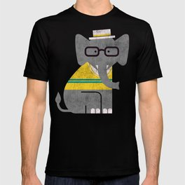 Rodney the preppy elephant T-shirt