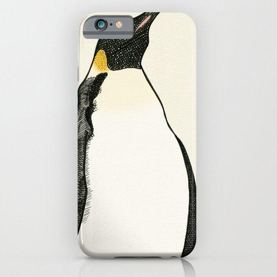 Emperor Penguin iPhone & iPod Case
