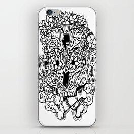 CandySkull iPhone Skin