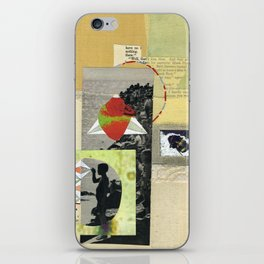 I Get Excited When I See Bees Now. iPhone Skin