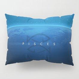 Pisces: Astrological Art Pillow Sham