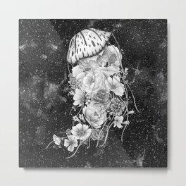Magic Ocean: The Jellyfish Metal Print