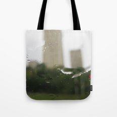 Up Town Rain Tote Bag