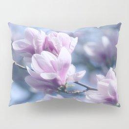#Magnolia #beauty, #Patterns of #nature Pillow Sham