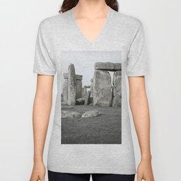 Stone Henge #10 Unisex V-Neck