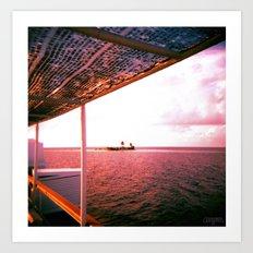 Maldives 03 02 Art Print