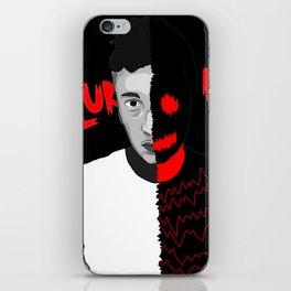 Tyler Joseph- Blurry Face iPhone Skin