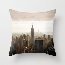 The View II Throw Pillow