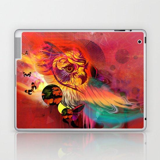 Uncaged Laptop & iPad Skin