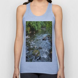 Clear Water Unisex Tank Top