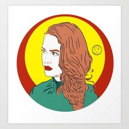Cheryl Blossom Art Print