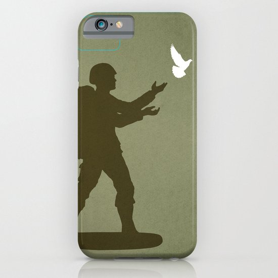 Conflict iPhone & iPod Case
