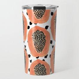 Bold Papayas Travel Mug