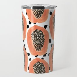 Bold Papayas Travel Mug