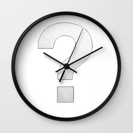 Question? Wall Clock