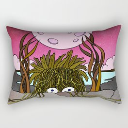Seaweed's Forever Love Letter Rectangular Pillow