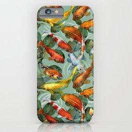 koi carp iPhone Case