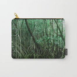 Mangroves in Green Carry-All Pouch