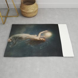 "Karl Schweninger ""The Morning Star"" Rug"