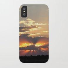Rays iPhone X Slim Case