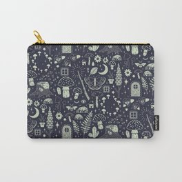 Fairy Garden: Midnight Carry-All Pouch