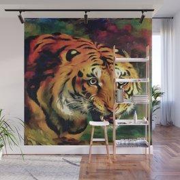 Bengal Tiger Wall Mural