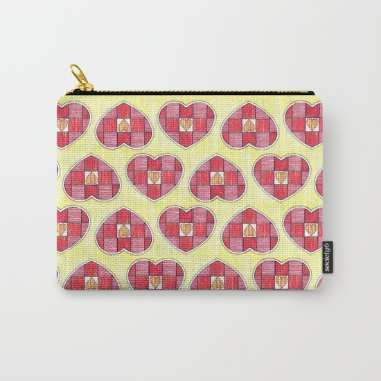 Pinstripes Carry-All Pouch