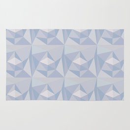 Abstract geometric pattern. Rug