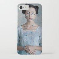 valentina iPhone & iPod Cases featuring Valentina by Maria Kanevskaya