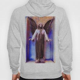 Standing Angel Hoody