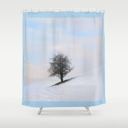 Simplicity in itself Shower Curtain
