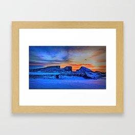 Iceland_Dream Framed Art Print