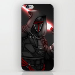 Darth Revan iPhone Skin