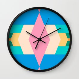 David Star Wall Clock