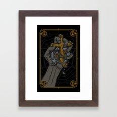 Doctrines Framed Art Print