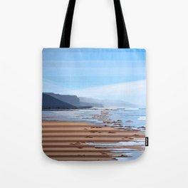 Jalama Beach Landscape Tote Bag