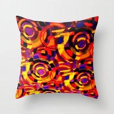 PCP v.4 Throw Pillow