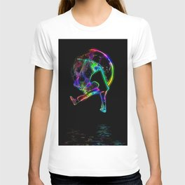 Scoot the Moon - Scooter Boy T-shirt