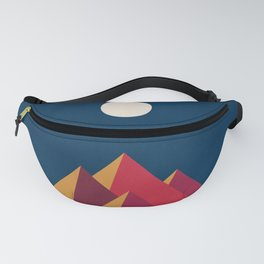 The great pyramids Fanny Pack