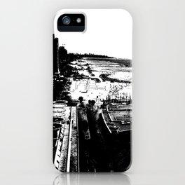 Tel Aviv Beach iPhone Case