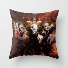 hecate Throw Pillow
