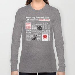 Luludemon Long Sleeve T-shirt