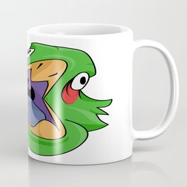 crazy bird Coffee Mug