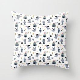 057 Throw Pillow