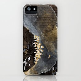 Whale I iPhone Case