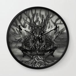 Odin -All-Father Wall Clock
