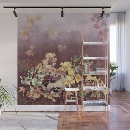 Fading in to Fall Wall Mural