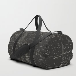 Southern Signs of Zodiac Duffle Bag