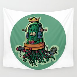 cucumber rookie player Wall Tapestry